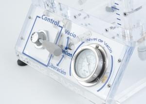Control Manual Valvulas 3 vias