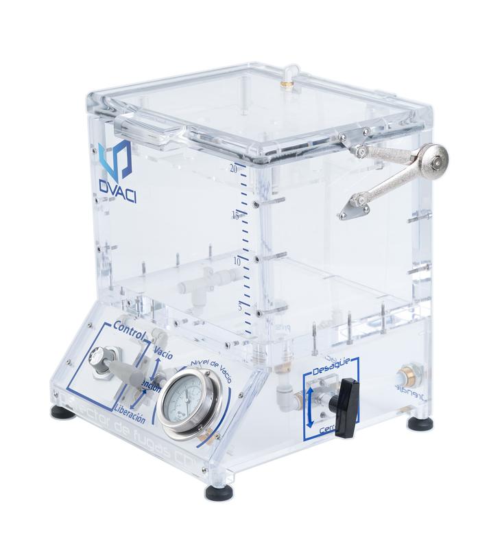 CDV2 MVVI Detector de Fuga Empaques