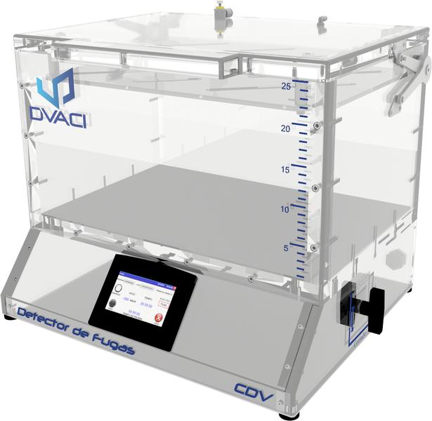 Detector de Fugas para Empaques CDV3 AVVI