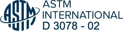 ASTM D 3078-02