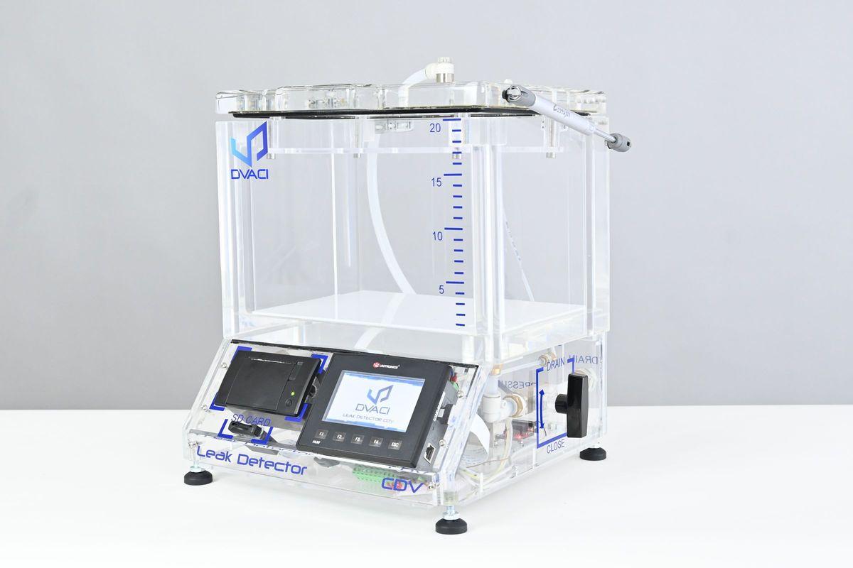 CDV BT Chambre a vide de laboratoire pour test etancheite emballage