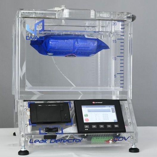 testeur etancheite CDV PLC