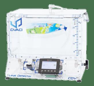 Detecteur de fuites emballage light slider