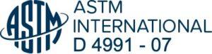ASTM D 4991