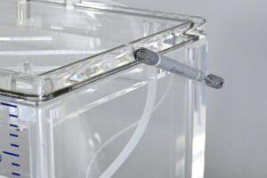 Semi automatic vacuum leak tester laboratory equipment 12
