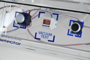 automatic vacuum level regulator for vacuum chamber 01