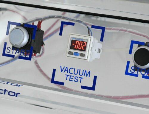 Semi Automatic   Vacuum Chamber CDV