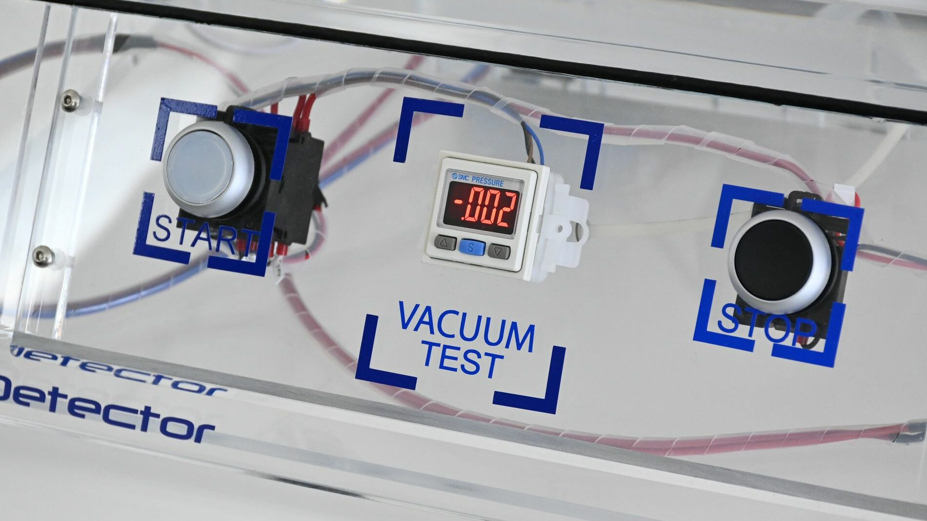 automatic vacuum level regulator for vacuum chamber 01 hd