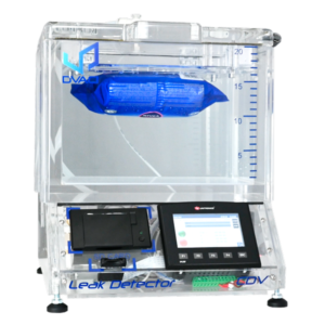 Seal Integrity Control equipment for packaging CDV DVACI