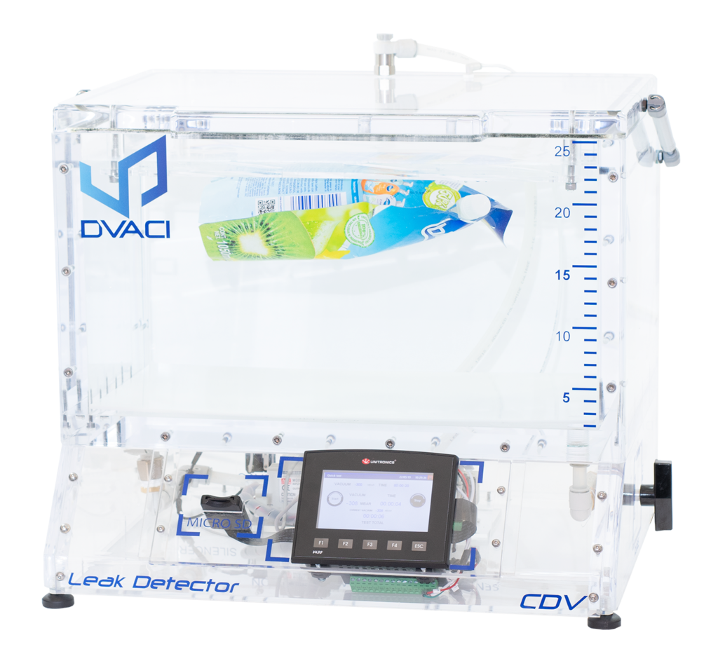 CDV3 PVVI Package Leak Detector Tester Instruments