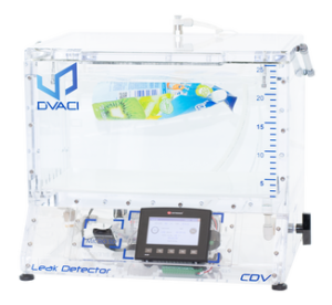 vacuum chamber seal integrity tester