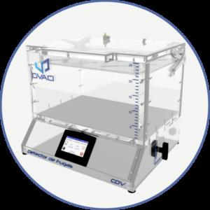 Package Leak Detector CDV 3