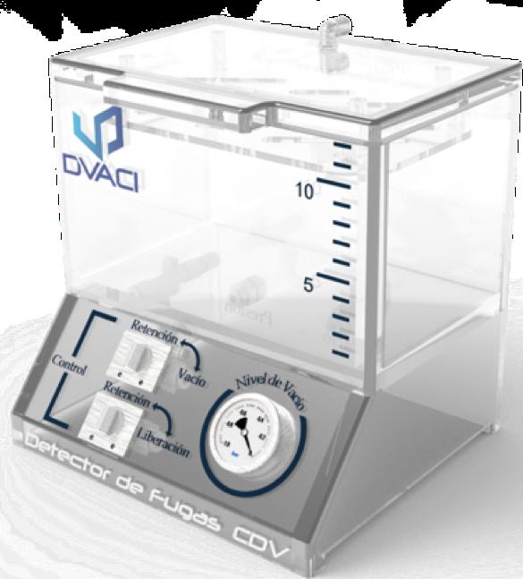 Package Leak Tester, Leak Detection & Seal Integrity Testing Equipment CDV 1