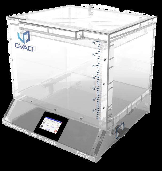 Package Leak Tester, Leak Detection & Seal Integrity Testing Equipment CDV 4