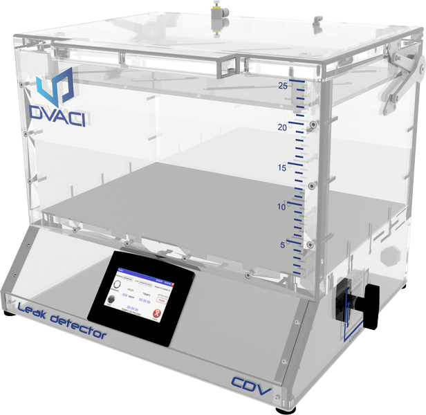 Packaging Leak Tester CDV-3 AVBI