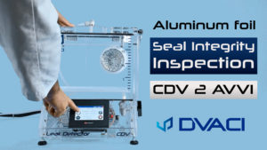 Seal integrity test