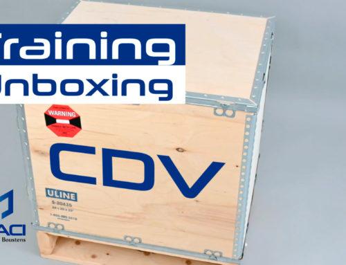 [Training] 01 Unboxing CDV | Vacuum Chamber – Package Leak Tester