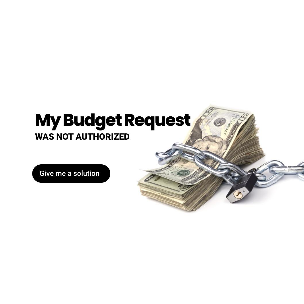mybudgetrequest