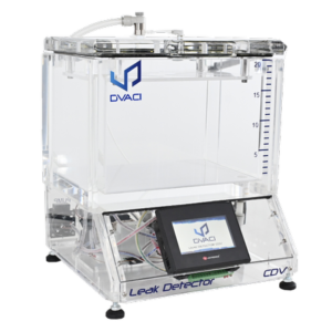 CDV Automatic vacuum leak tester for packaging