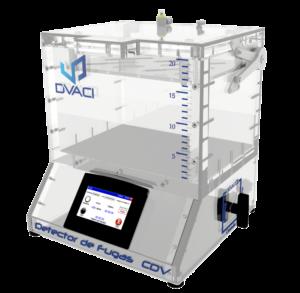 Vacuum Leak Tester For Package CDV2-01