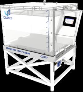 Vacuum Leak Tester For Package CDV5-01