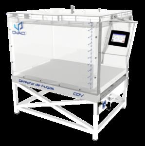 Vacuum Leak Tester For Package CDV6-01