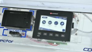 plc vacuum leak tester laboratory equipment